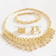 golden fashion necklace images Cheap dubai jewellery set find dubai jewellery set deals on line jpg