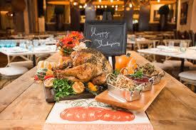 where to do thanksgiving in las vegas
