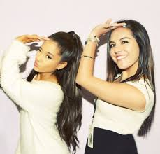 showing ariana grande how to throw what you know tsm delta
