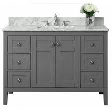 shop ancerre designs maili sapphire gray undermount single sink