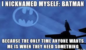 Lonely Meme - lonely little batman meme on imgur