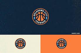 Flag Of Oklahoma Oklahoma City Thunder Re Brand On Behance