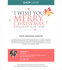 holiday email template u2013 18 free jpg psd format download free
