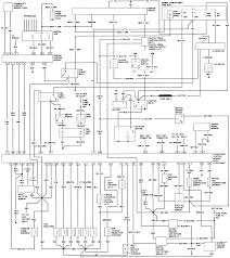 wiring diagram for 1993 ford ranger wiring diagrams