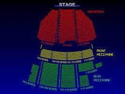 Winter Garden Seating Chart - picture of winter garden theatre broadway seating chart outdoor