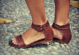 custom made womens boots australia midsummer brown leather sandals shoes leather shoes