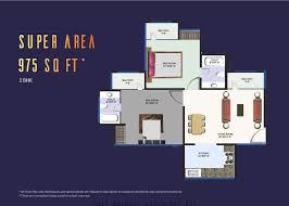 2bhk floor plan revanta heights floor plan for 2bhk 3bhk and 4bhk apartments in delhi
