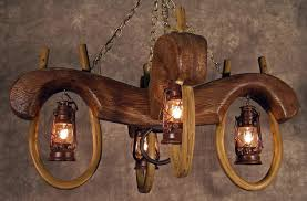 Western Ceiling Fans With Lights Rustic Light Fixtures Western All About House Design Rustic