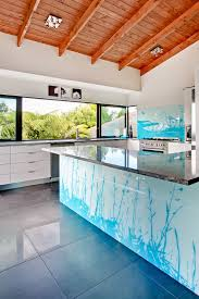 Glass Backsplash For Kitchen by Glass Backsplash Ideas Kitchen Contemporary With Amazing Kitchen