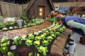 the seattle times get an eyeful of spring at northwest flower