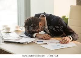 Sleeping At Your Desk Overworked Stock Images Royalty Free Images U0026 Vectors Shutterstock