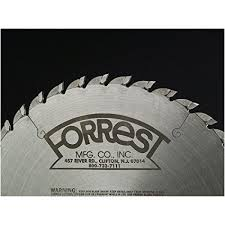 forrest table saw blades forrest woodworker ii 1 grind saw blade 10 40t table saw blades