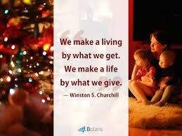 good quotes thanksgiving 13 quotes on the joy and importance of giving bplans