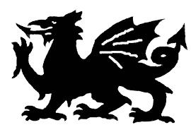 Badger Weathervane Large Steel Welsh Dragon Weathervane Or Sign Profile Laser Cut