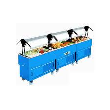 buy duke dpah 4 cp economate cold food pan portable buffet 4