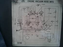 help toyota 2e distributor vacuum advance toyota nation forum