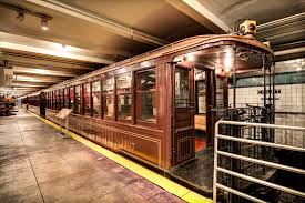 Metro Train Map Nyc by Catch A Vintage Subway Train In Brighton Beach This Weekend