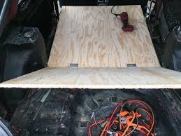 Building A Tent Platform by How To Make A Subaru Camper U2013 Building A Bed In Your Subaru
