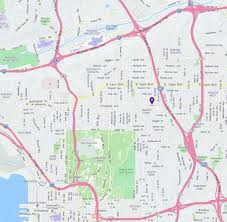 Map Of Balboa Park San Diego by United Records U0026 Sound San Diego Directions To The Store