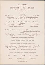 thanksgiving handwriting paper vintage thanksgiving menus from new york u0027s legendary hotels u2013 new