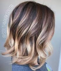 Hochsteckfrisurenen Zum Selber Machen F Schulterlanges Haar by Frisuren Für Schulterlanges Haar Ombre Stil Haarschnitt