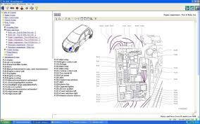 vauxhall vivaro fuse box layout wiring diagram