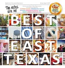 longview news journal 2015 best of east texas winners by news