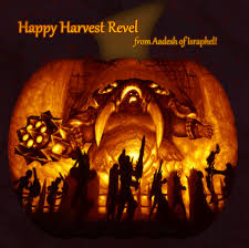 Pumpkin Carving by Pumpkin Carving Contest 2016 Winners Lineage Ii Truly Free
