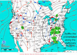 weather fronts map meteorology 101 weather fronts