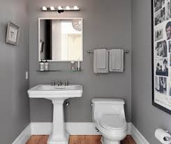 color ideas for a small bathroom bathroom soft grey paint enchanting small bathroom grey color