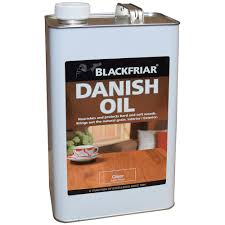 blackfriar danish oil clear satin finish 5 litre ebay