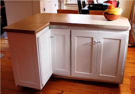 easy kitchen island cheap kitchen island cart easy kitchen decor ideas home