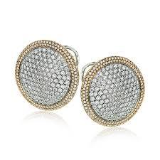 cheap diamond earrings diamond earrings simon g