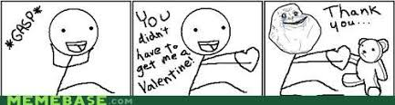 Together Alone Meme - happy forever alone day sharenator