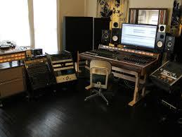 Home Recording Studio Desk by Home Recording Studio Recording Studio Studio And Music Studios