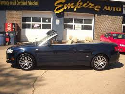 audi a4 coupe convertible 2009 audi a4 awd 2 0t quattro 2dr convertible 6a in sioux falls sd