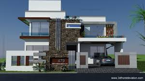 10 marla home front design 3d front elevation com lahore