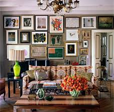 home interiors photo gallery eclectic interior design with a lot of frames decor pictures