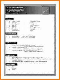 resume format free download 2015 srilanka 4 latest cv formats 2016 in sri lanka ledger paper