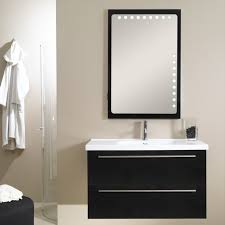 Wood Bathroom Mirror by Interior Cool Bathroom Decoration Using Wall Mounted Bathroom