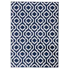 8 x 10 trellis blue area rugs rugs the home depot