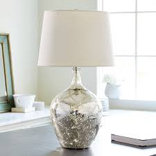 Library Table Lamps Mercury Glass Lattice Table Lamp Library Pinterest Mercury