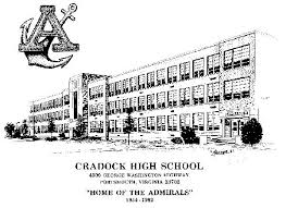 cradock high school yearbooks cradock high school portsmouth va 1919 1992