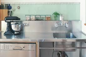 Stainless Steel Kitchen Bench - Stainless steel kitchen sinks australia