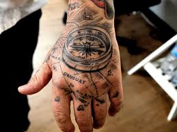 tattoo compass realistic compass realistic addicted