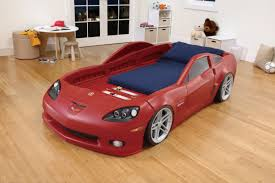 step2 corvette toddler to bed with lights corvette bed by michael miroewski at coroflot com