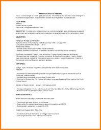 Resume Career Objectives Samples 5 Career Objective Sample For Fresh Graduate Dialysis Nurse