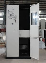 Quilt Storage Cabinets Modern Design Double Door Metal Home Furniture Quilt Storage
