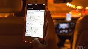 monster truck show hattiesburg ms you can now tip your uber driver in the app the verge