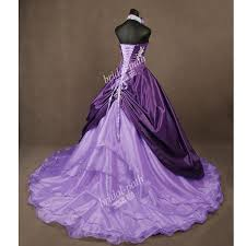 wedding dresses with purple detail best 25 purple wedding gown ideas on purple wedding